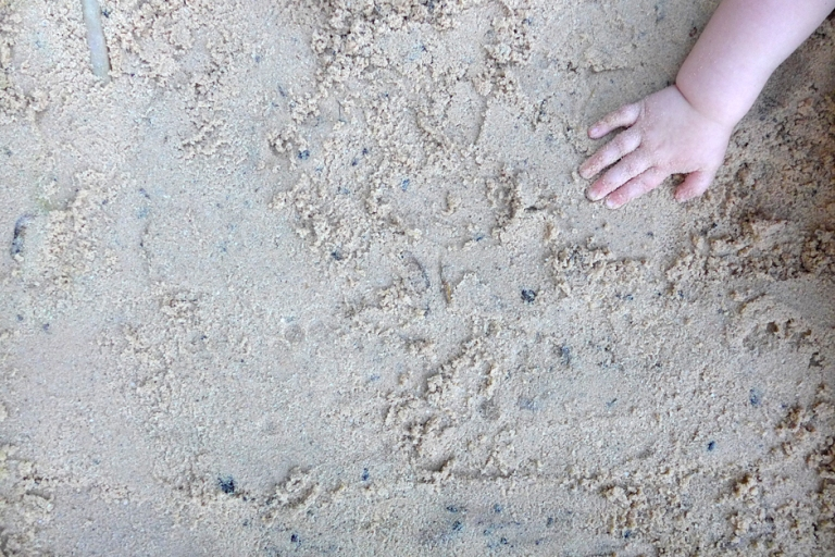 09.24.14 | sand and hand