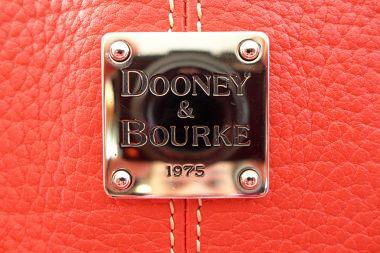 09.24.13 | self portrait in a dooney & bourke emblem