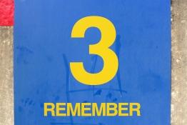 10.12.13 | 3 remember