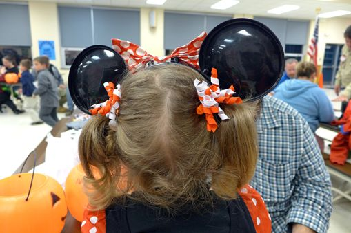 10.24.13 | self portrait in plastic minnie mouse ears