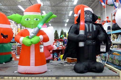 12.06.13   may the force of christmas be with you