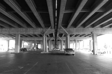 11.23.13   under the highway
