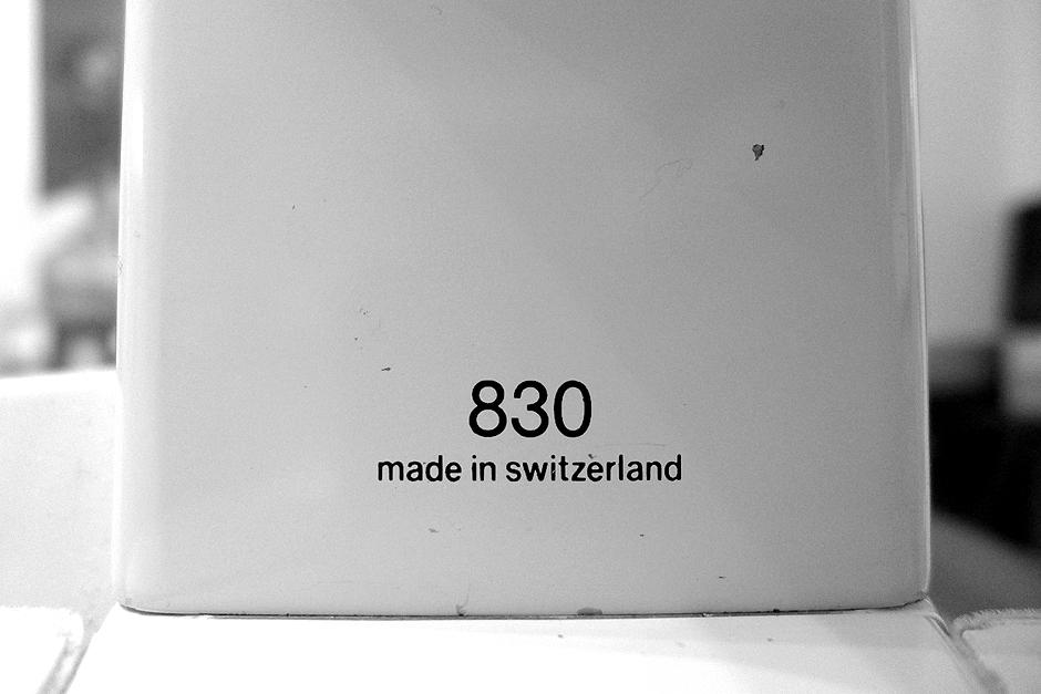 01.13.14   six dramatic b&w photos of my sewing machine