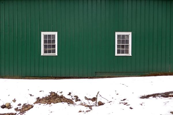 02.20.14 | happy green barn