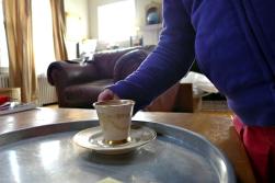 02.17.14 | mint tea with honey