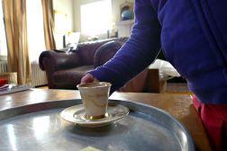 02.17.14   mint tea with honey