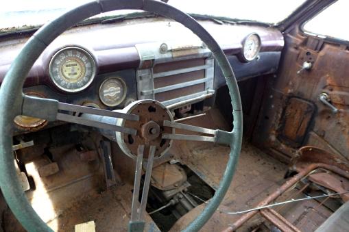 03.28.14   rusty old car