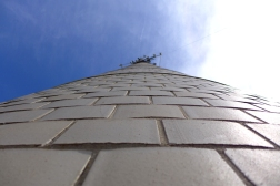 04.21.14   tower made of tile