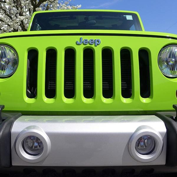 04.16.14   bright green jeep