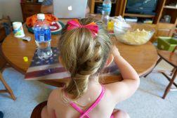 06.18.14 | someone's got a nice big ponytail