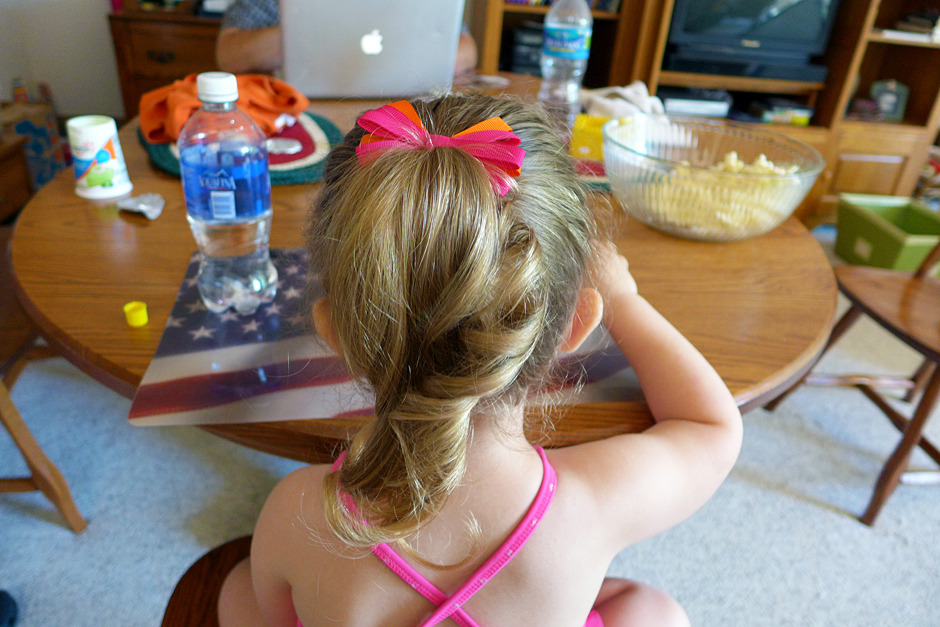 06.18.14   someone's got a nice big ponytail