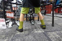 06.07.14   merino cashmere socks and crocs