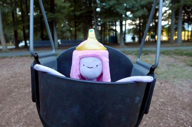 09.10.14   p-bubs on the toddler swing
