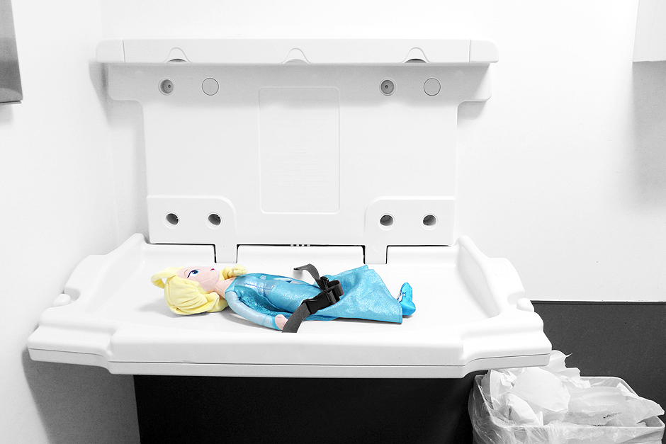 09.16.14 | elsa on the changing table
