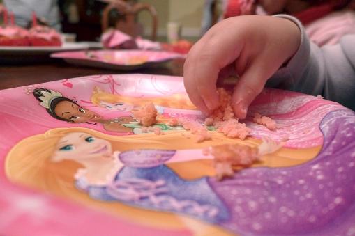 10.02.14   princesses and cupcake crumbs