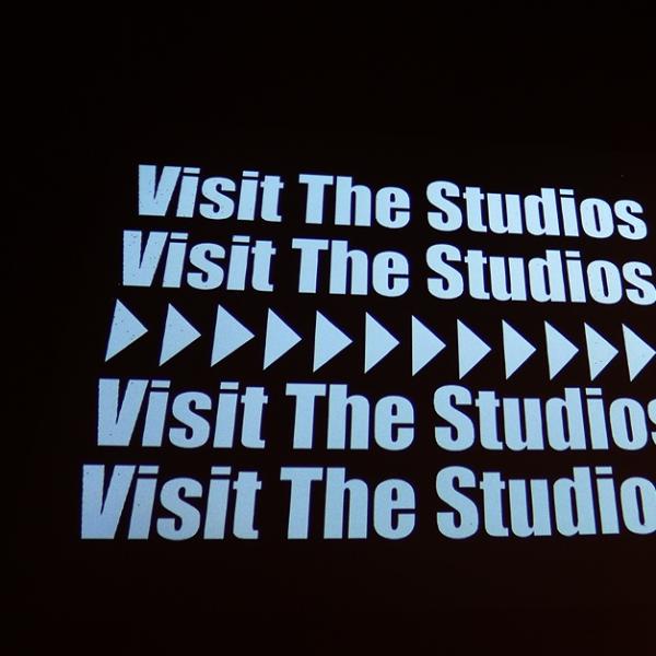 10.03.14 | visit the studios