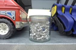 11.03.14   tonka, tacks, and tools