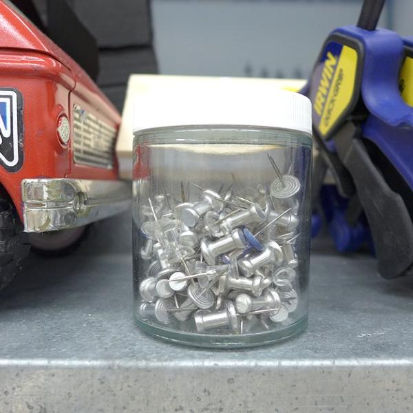 11.03.14 | tonka, tacks, and tools