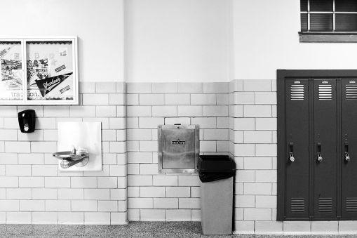 11.26.14   school hallway