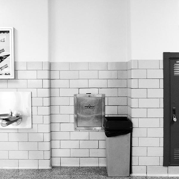 11.26.14 | school hallway