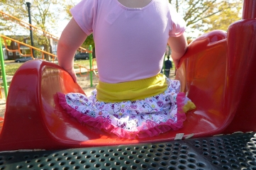 10.25.14 | hello kitty skirt on a perfect day