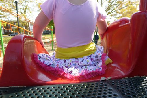 10.25.14   hello kitty skirt on a perfect day