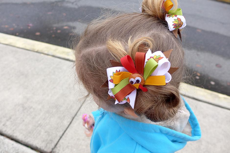 11.25.14   turkey bows