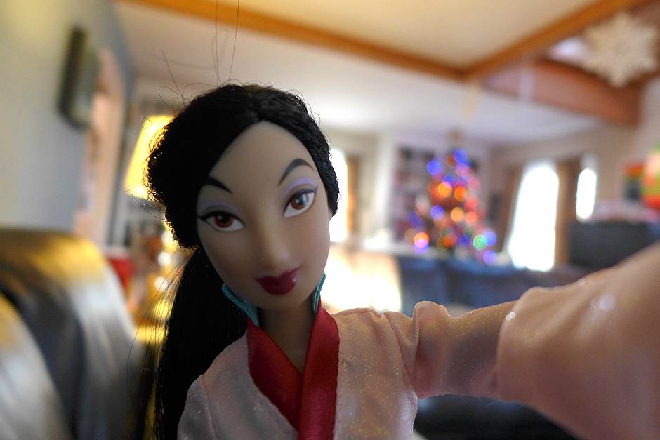 12.26.14 | mulan selfie