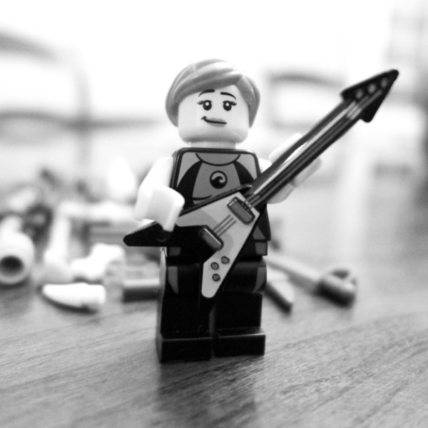 12.07.14 | rock star minifig