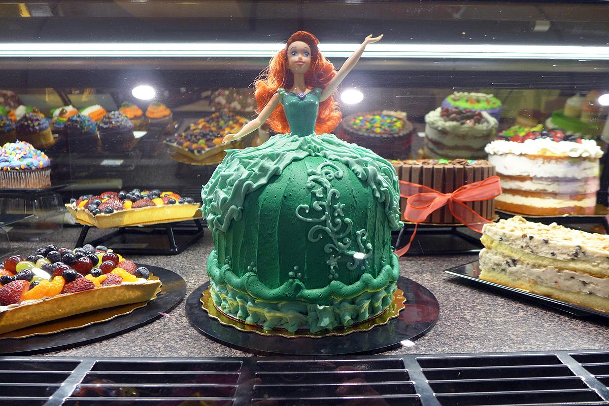 03.17.15   expensive expired princess cake