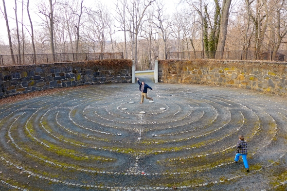 03.21.15 | jumping in the labyrinth