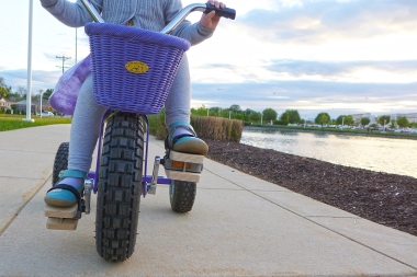 05.13.15 | purple basket and blue shoes