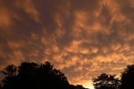 06.23.15 | mammatus clouds
