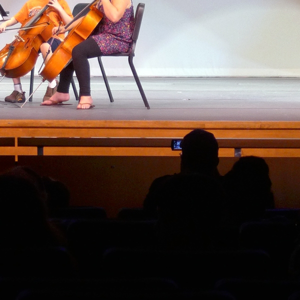 07.10.15 | the cellos sounded the best