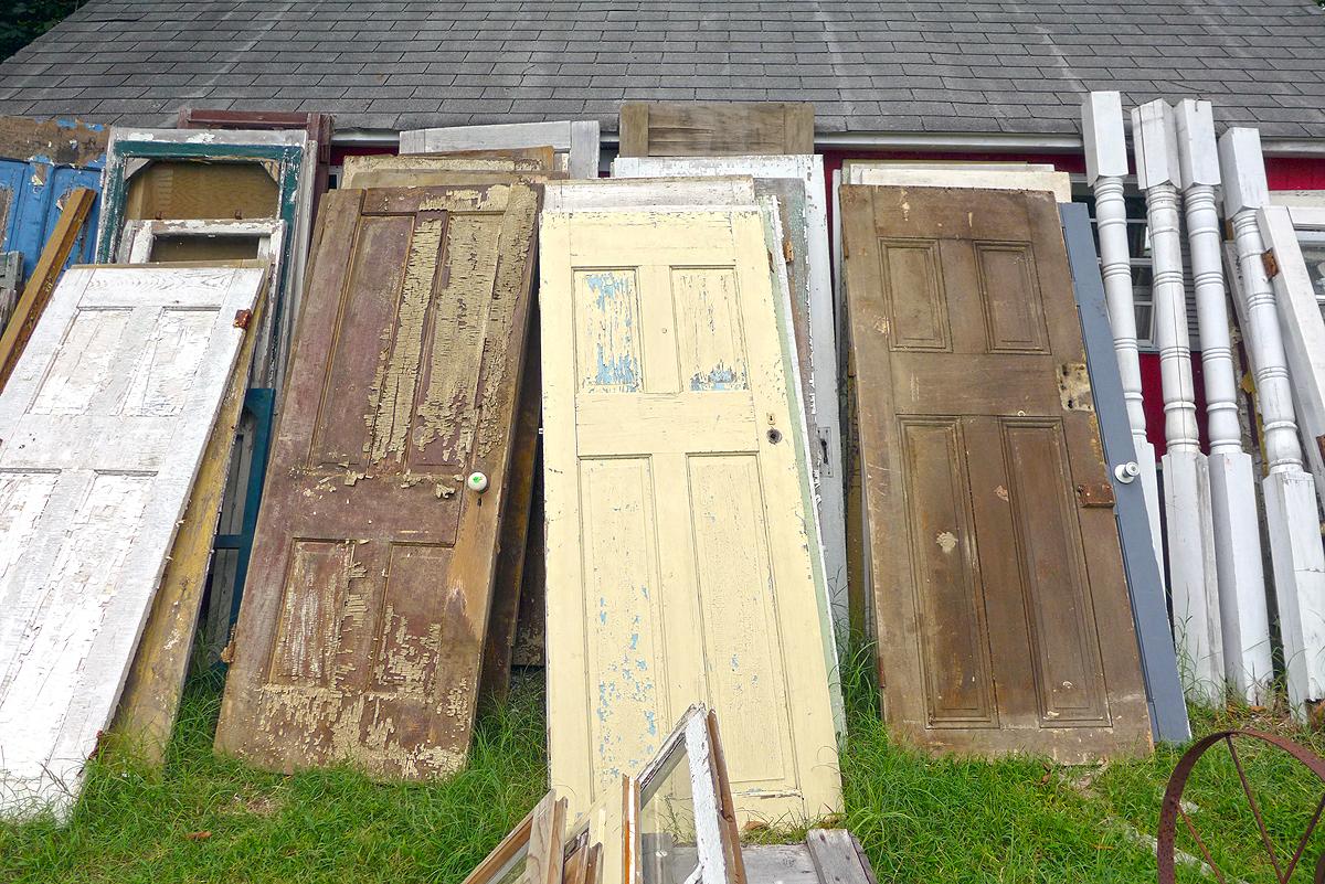 10.20.16 | doors to nowhere