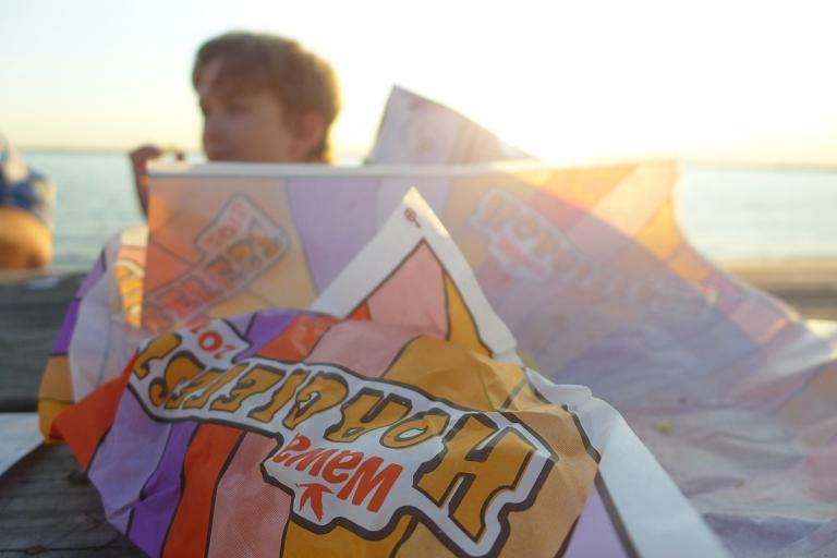 08.14.15 | sunset picnic, wawa-style