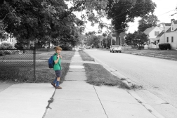 08.31.15   first day of the last year of elementary school