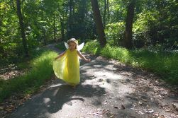 09.20.15 | she truly believed she was a fairy
