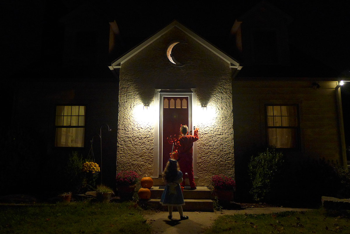 10.31.15   trick or treat...finally
