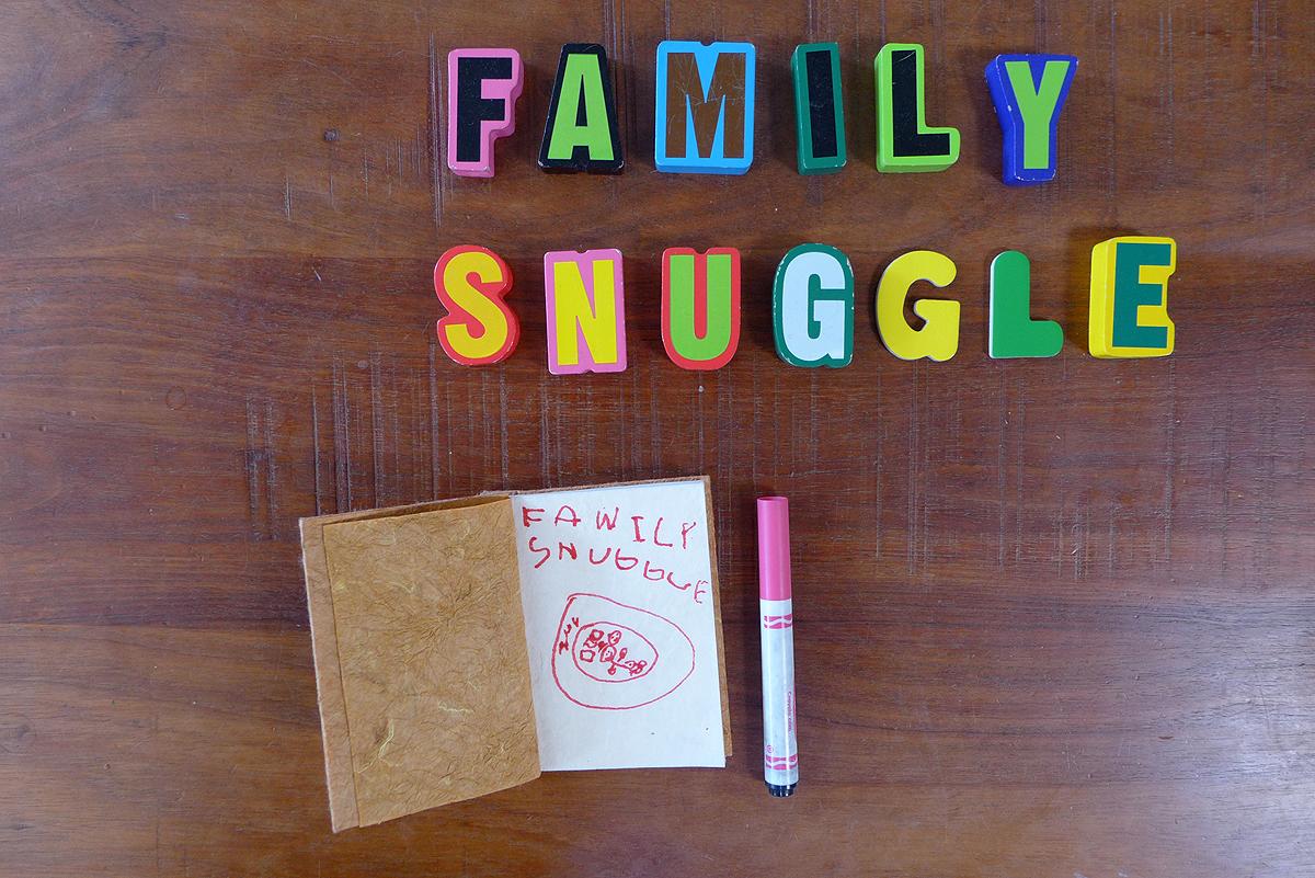11.09.15 | family snuggle