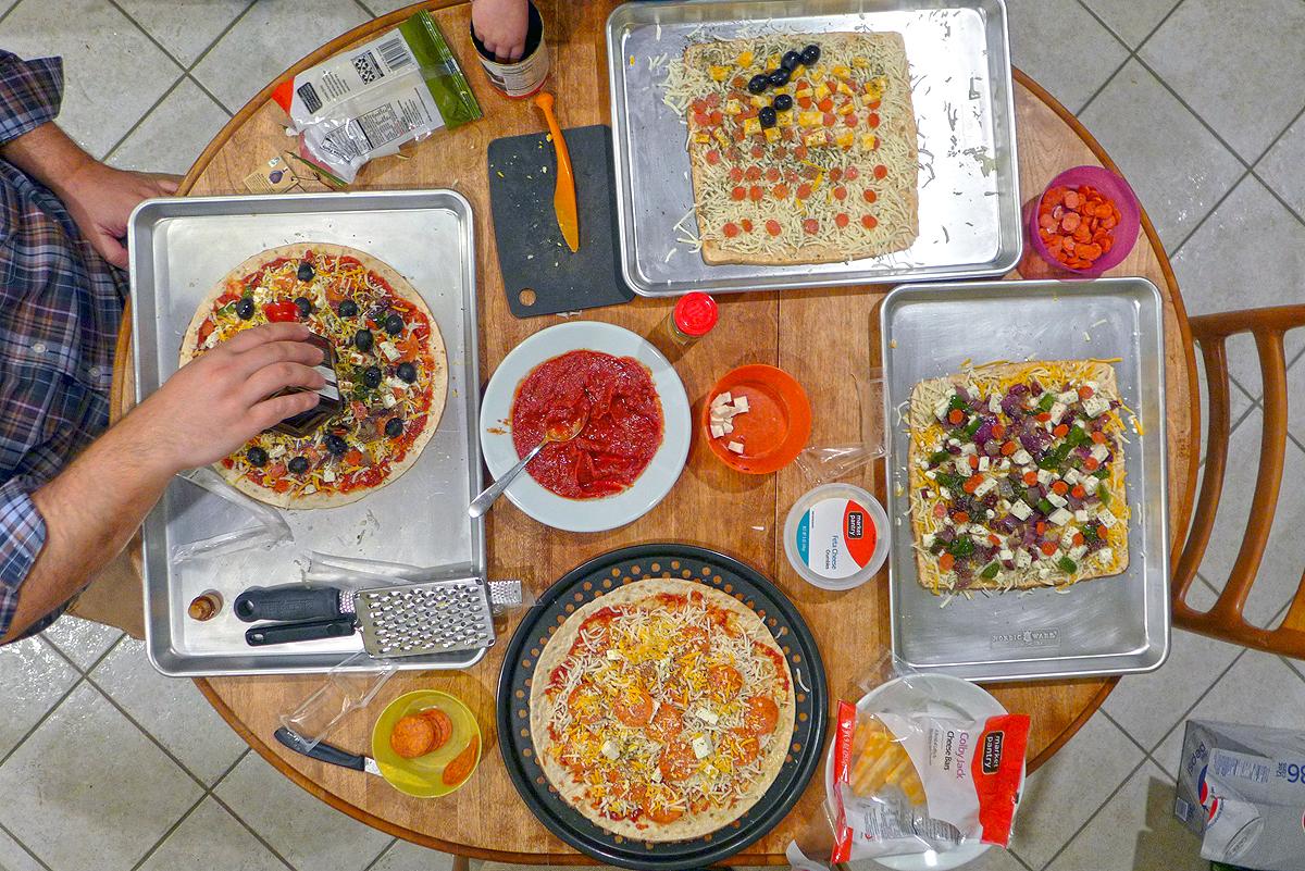 12.31.15   pizza pizza pizza pizza