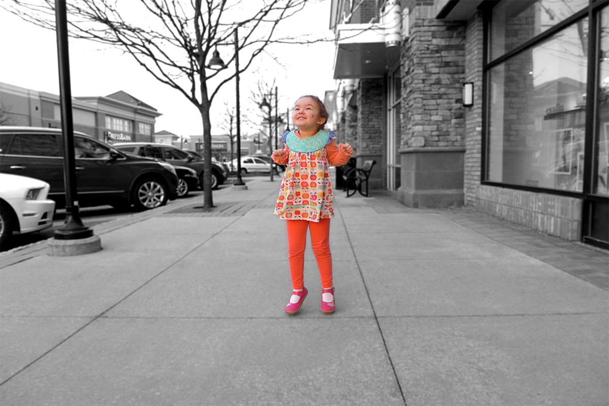 03.16.17   the most joyful girl in the world
