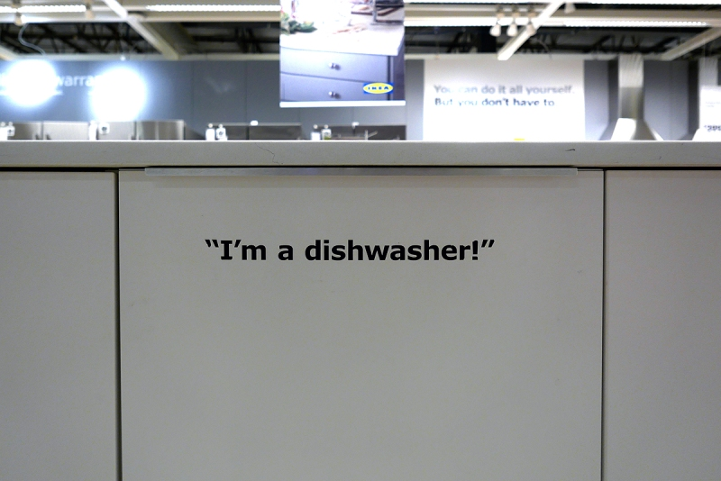 07.09.16 | i'm a dishwasher