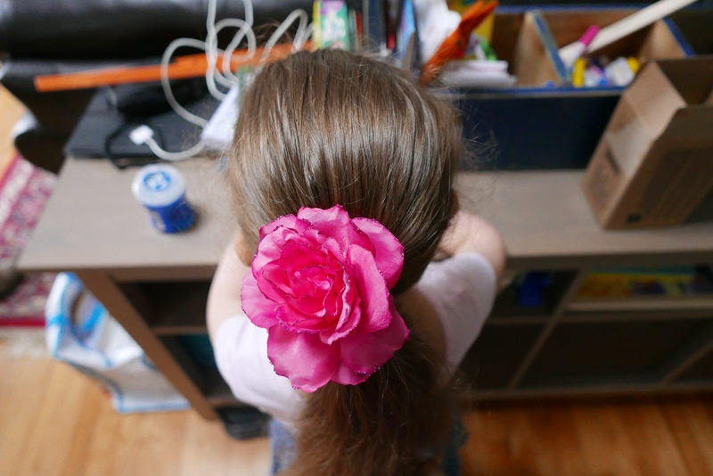07.14.16 | the top of my daughter's head...again