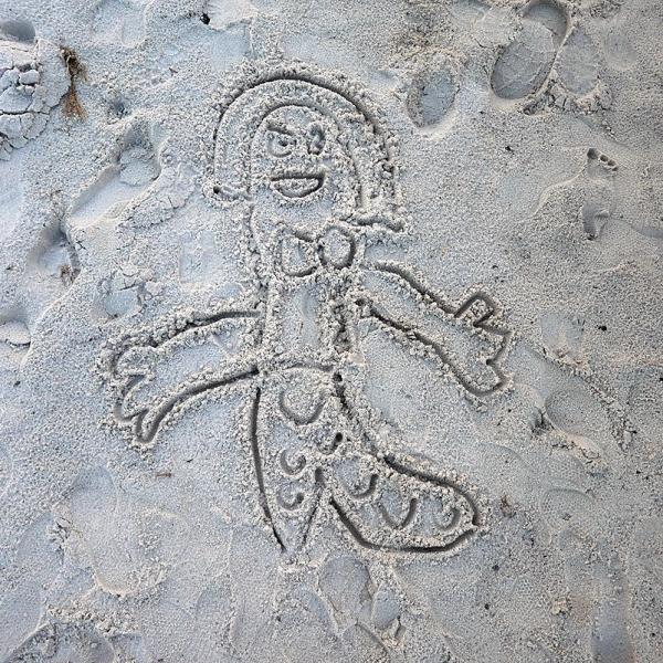 09.08.16 | sand mermaid