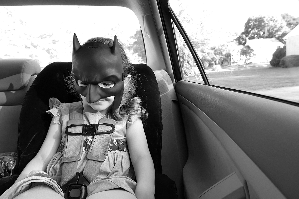 09.25.16 | batgirl waiting for her big brother