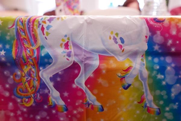 10.10.16 | rainbow birthday pony