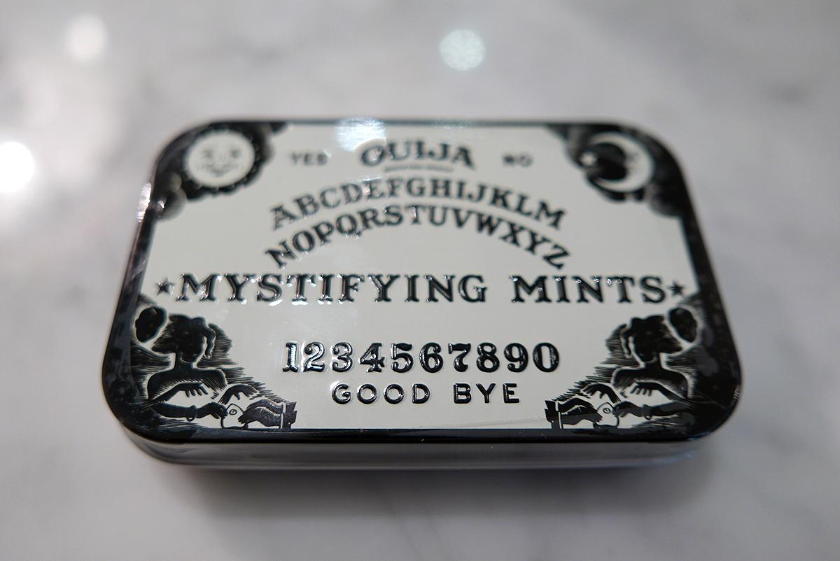 10.19.16 | supernatural mintiness