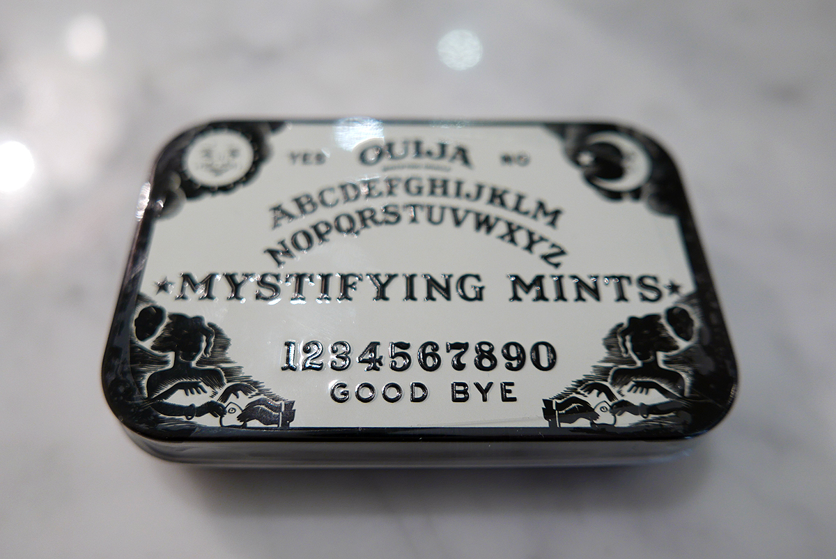 10.19.16 | supernatural mintiness