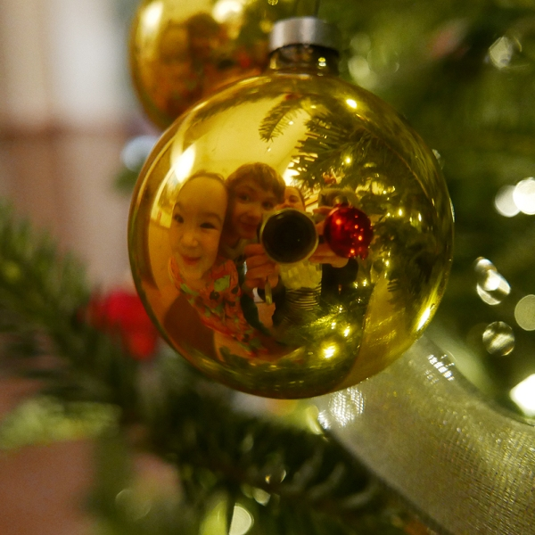 12.02.16 | reflected in the office christmas tree